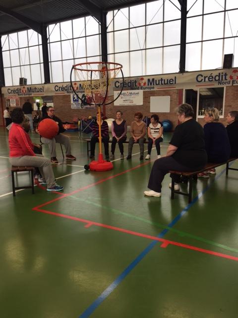 Découverte du Basket Santé