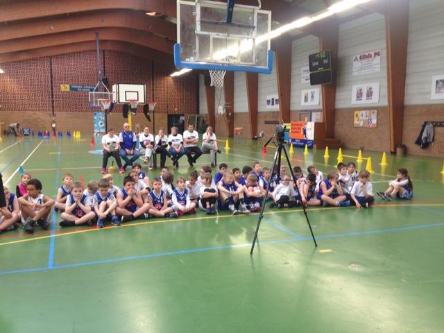 Label de l'Ecole Française de Mini Basket