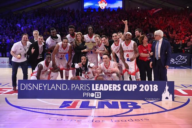 Denain Prend la Leaders Cup !!