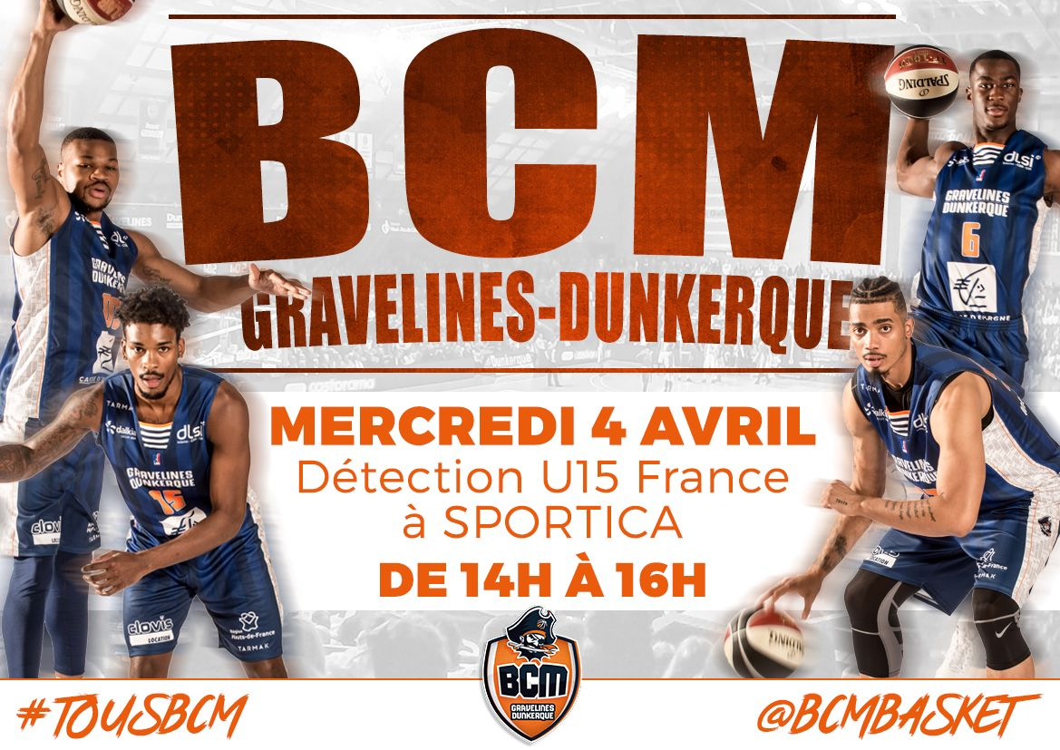 Détection U15 BCM