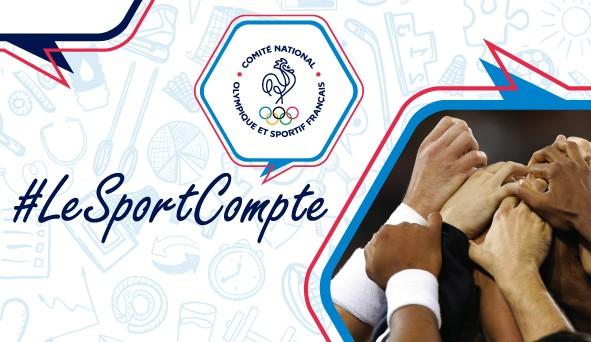 Pétition #Le Sport Compte – Mobilisez-vous !!