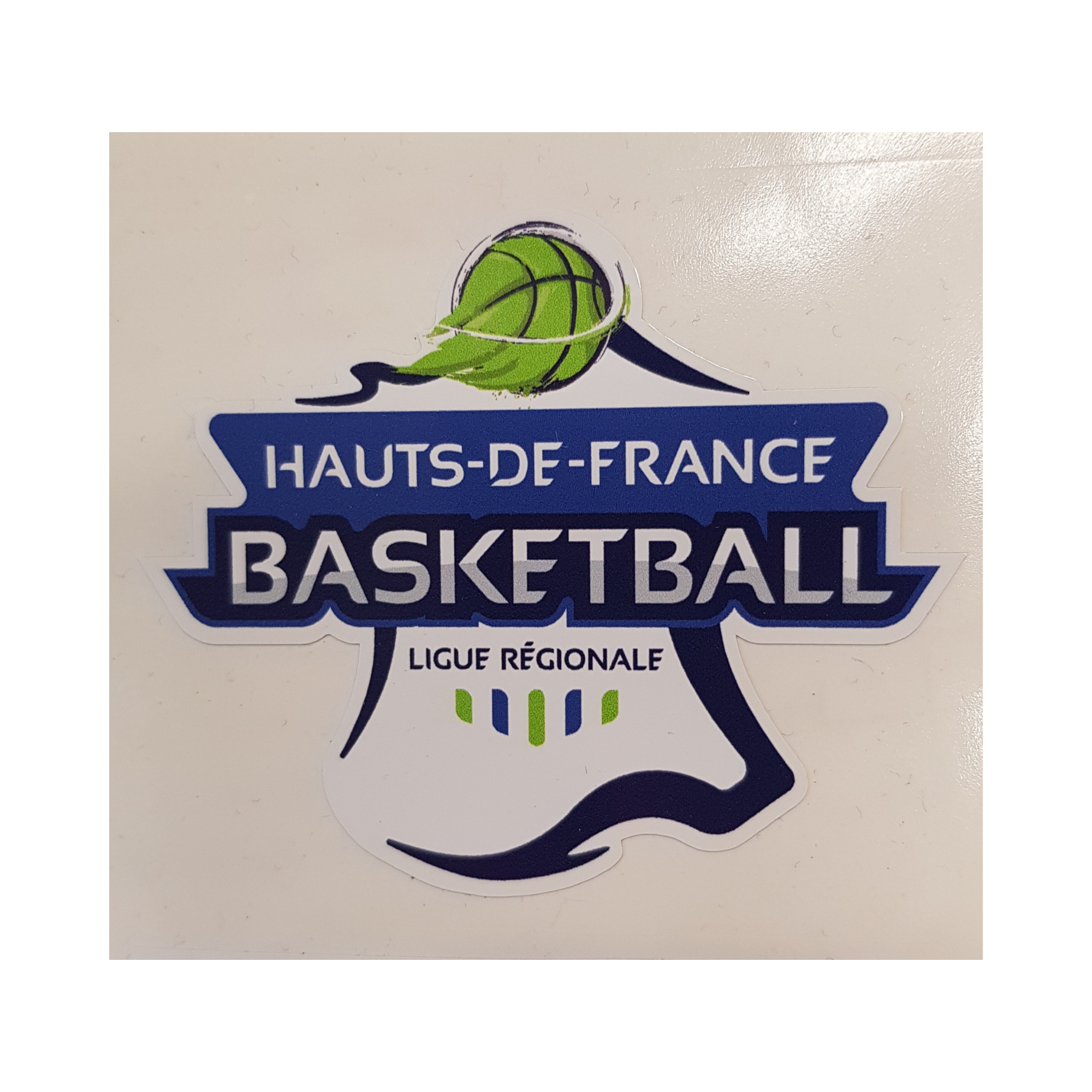 Autocollant Logo HDF BB