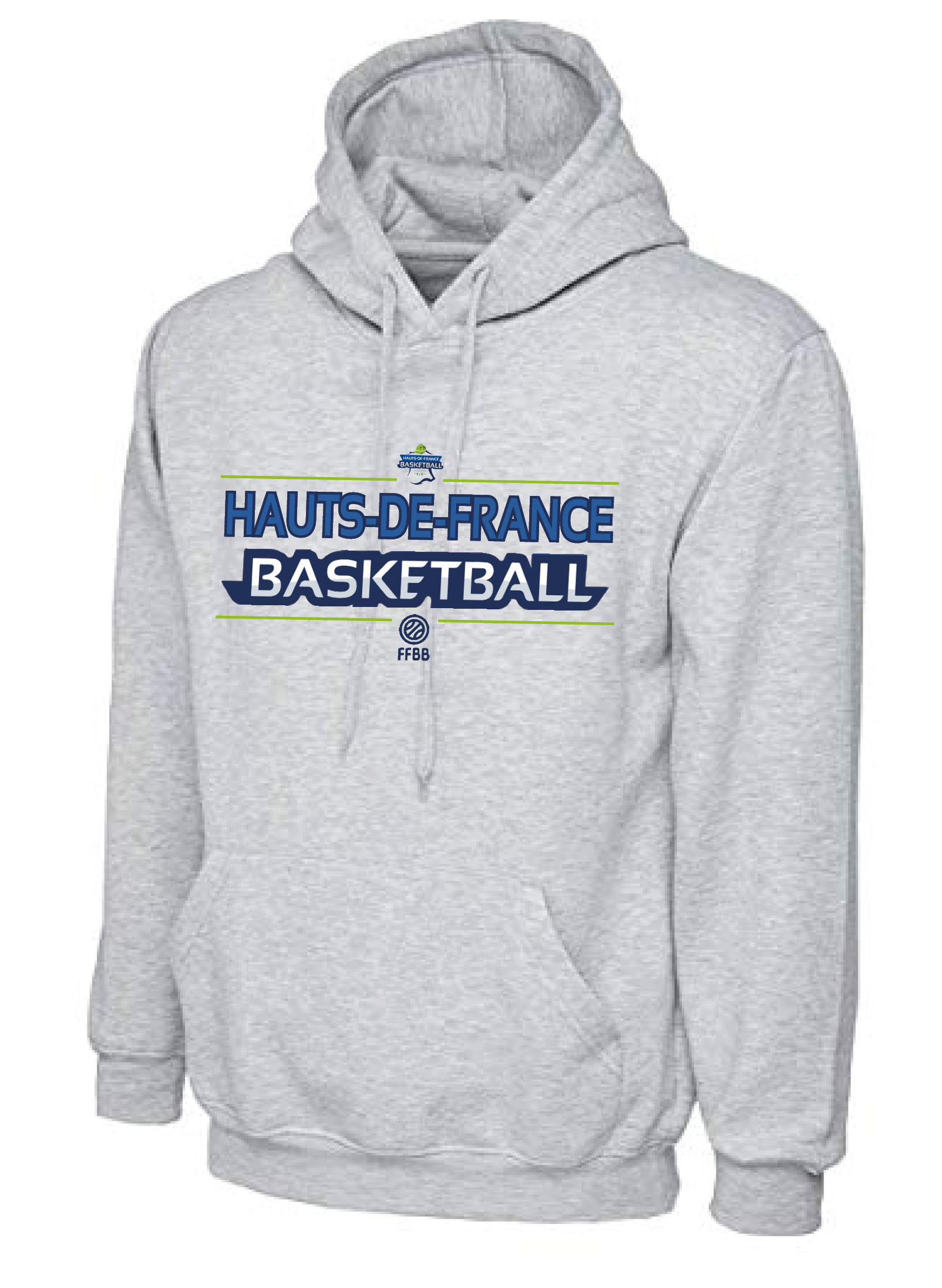 SWEAT HDF BB® (+Logo FFBB) – XS