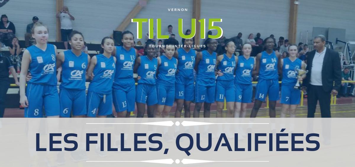 TIL U15 : La Sélection Filles des Hauts-de-France, qualifiée pour les Finales Nationales.