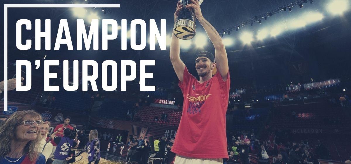 Nando DE COLO remonte sur le toit de l'Europe !