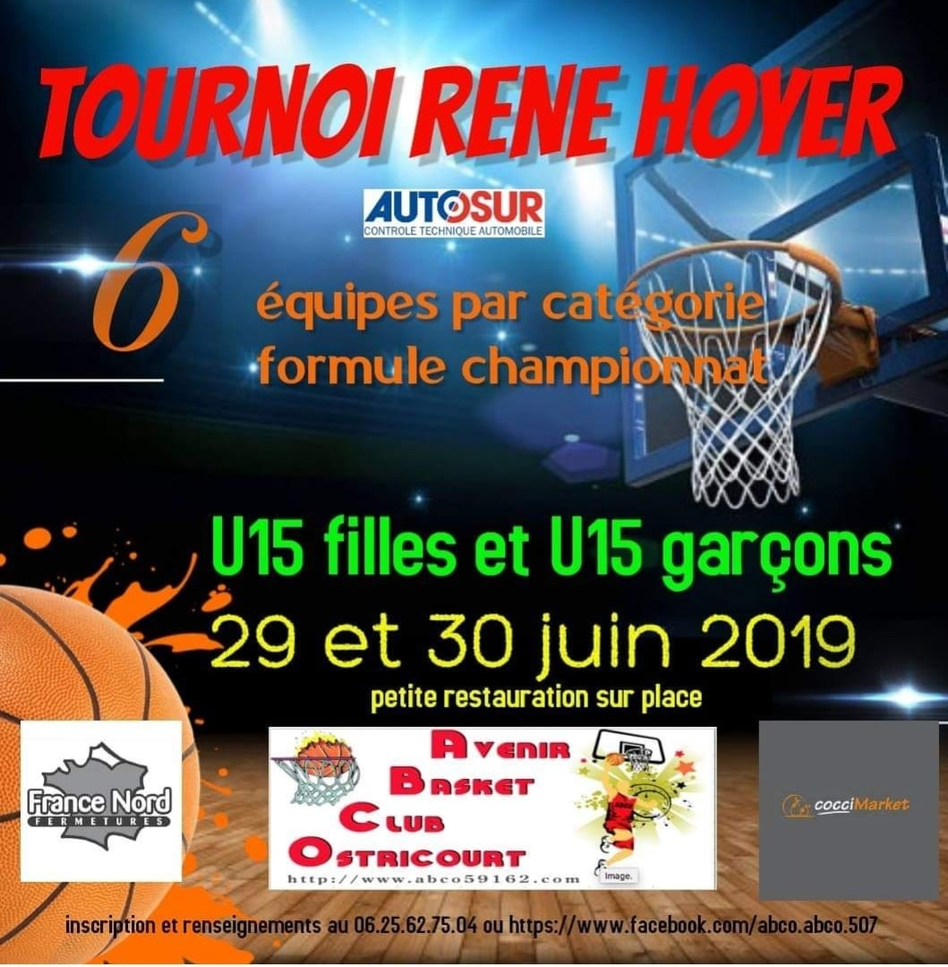 Tournoi U15 Filles et U15 Garçons