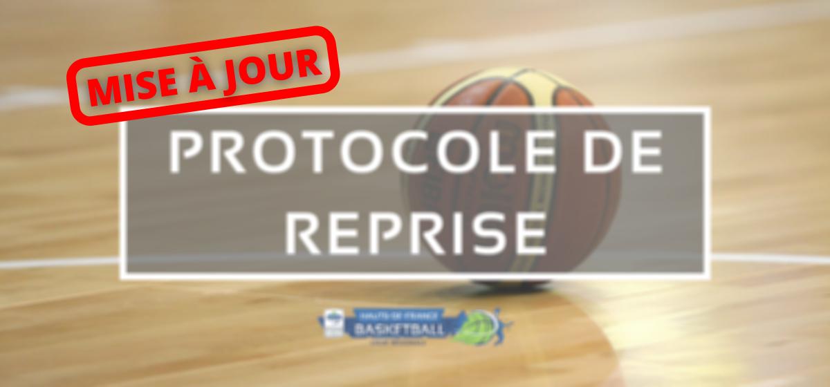 2/09/2020 : Mise à jour du protocole de reprise pour le «Sport Amateur et Activités du Vivre Ensemble».