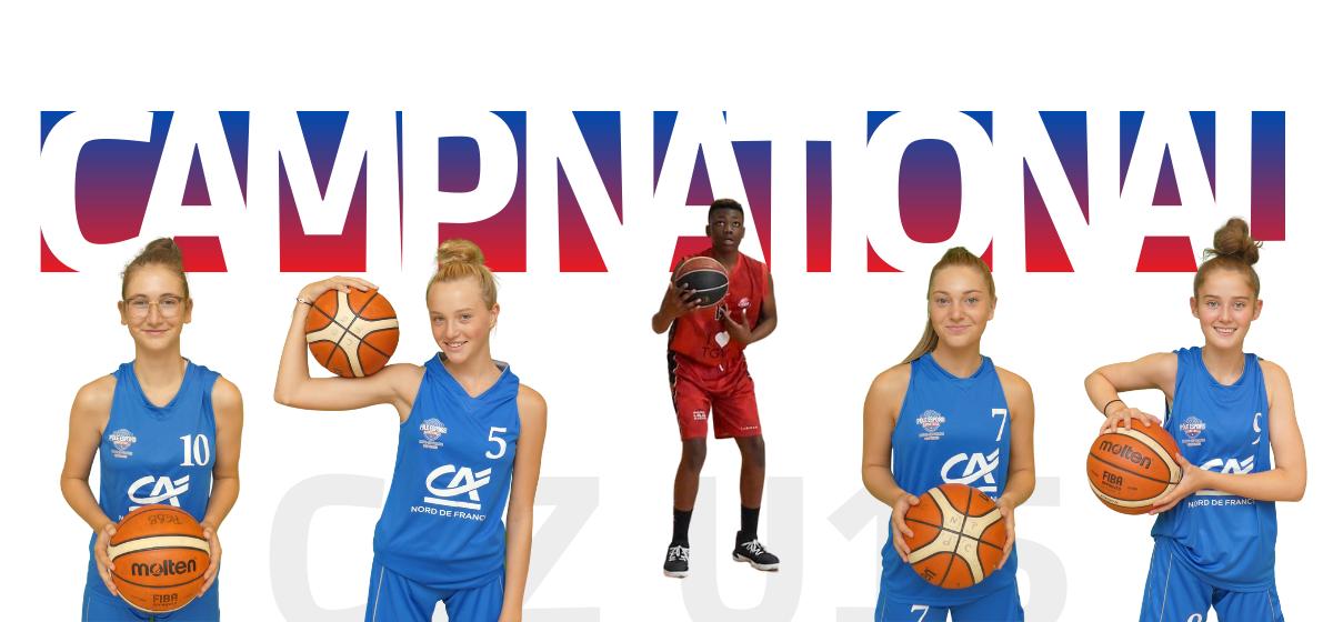 CIZ U15 : 4 jeunes (+1) sélectionnés pour le Camp National.