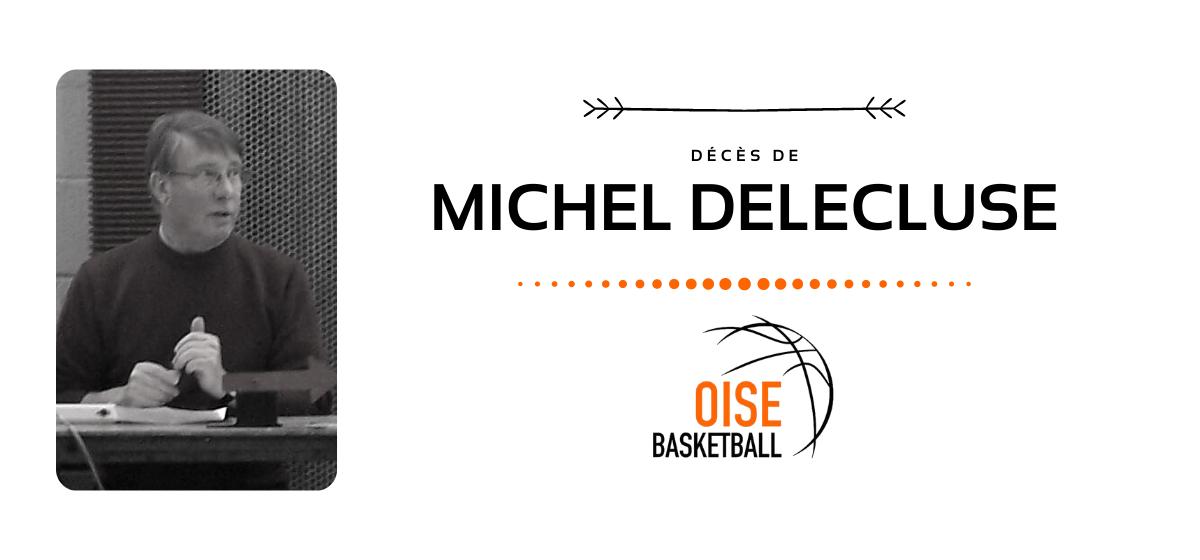 Décès de Michel DELECLUSE