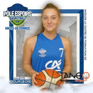 BOURGEOIS Juliette